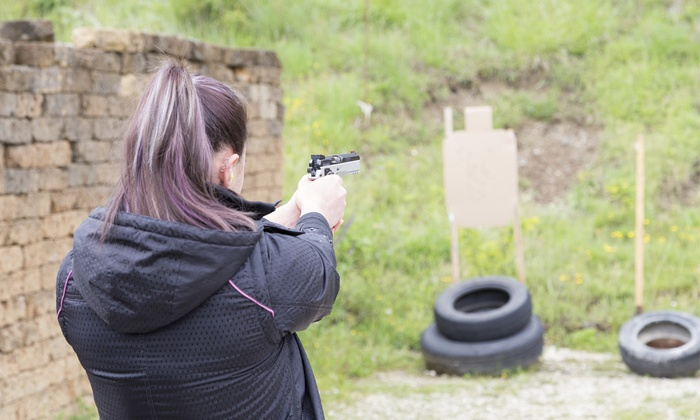 Texas CHL - Austin: Initial Concealed-Handgun-License Course for One or Two at Texas CHL (Up to 42% Off)