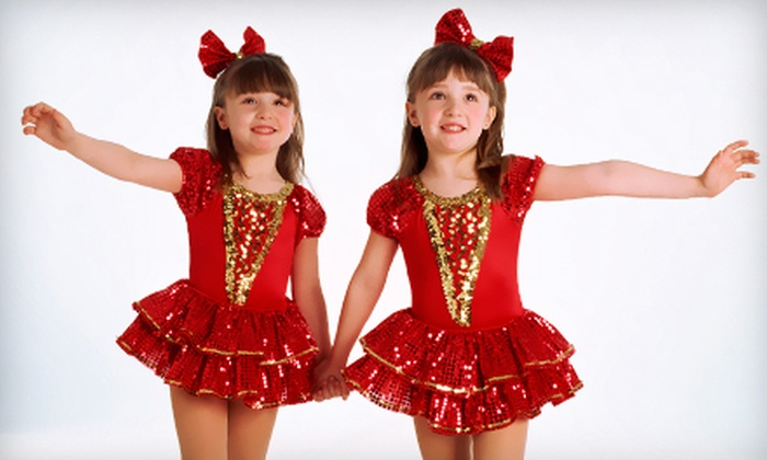 Turning Pointe Dance Studio - Flower Mound: Four-Day Dance Camps for Ages 3–5 or Five-Day Dance Camps for Ages 5–11 at Turning Pointe Dance Studio (Up to 58% Off)