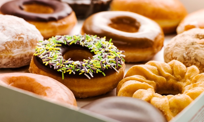 Eddie's Southtown Donuts - The Southampton: $20 for a Five-Punch Card, with Each Punch Good for a Dozen Glazed Donuts at Eddie's Southtown Donuts ($40 Value)