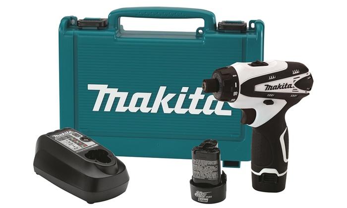 Makita 12V Max Lithium-Ion Cordless Impact Driver Kit (7-Piece)