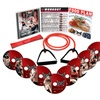 TapouTXT:ExtremeTraining Locker Pack DVDs with Resistance Band