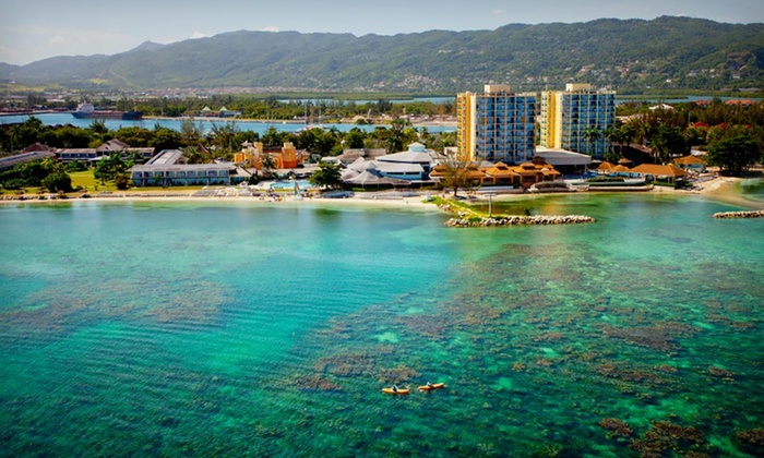 Jamaica Vacation with Airfare from Vacation Express - Montego Bay, Jamaica: All-Inclusive Jamaica Vacation with Roundtrip Airfare from Vacation Express