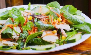 Pick and Eat: $15 for Three Groupons, Each Good for $10 Worth of Healthy Comfort Food at Pick and Eat ($30 Value)