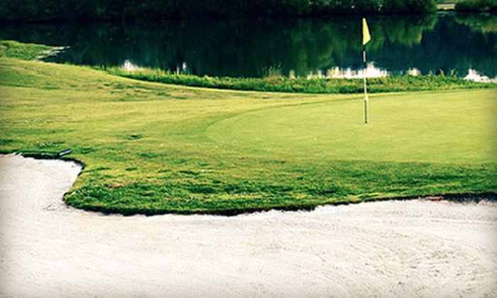Saddle Creek Golf Club - Lewisburg: 18-Hole Round of Golf for Two or Four with Cart Rental and Range Balls at Saddle Creek Golf Club (Up to 56% Off)