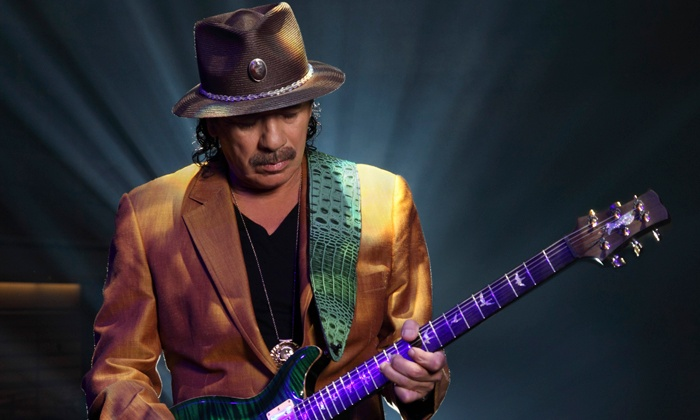 An Intimate Evening with SANTANA - Greatest Hits Live - Mandalay Bay Events Center: $99.50 to See An Intimate Evening with Santana at House of Blues Las Vegas on January 26–31 (Up to $156.50 Value)