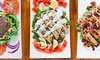 Litehouse Whole Food Grill - South Side: Salad, Wrap, or Entree Meal with Lemonade for Two or Four at Litehouse Whole Food Grill (43% Off)