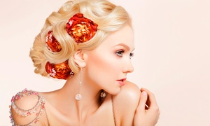 Beauty on the Edge: $32 for a Special Occasion Up-Do at Beauty on the Edge ($85 Value)