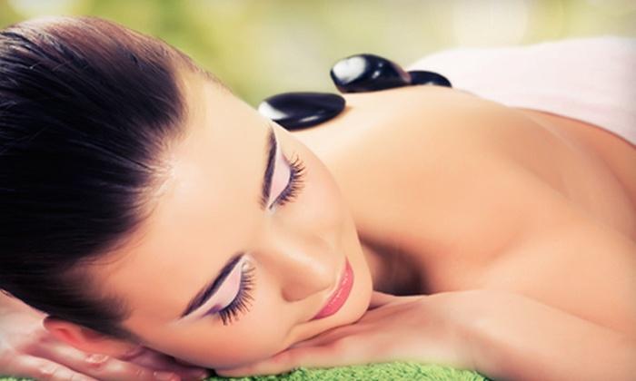 Nouvelle Salon - Mclean: $49 for a Hot-Stone Massage at Nouvelle Salon in McLean (Up to $99 Value)