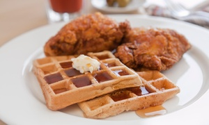 Old Fashion Divine Cooking: Soul-Food Lunch or Dinner for Two at Old Fashion Divine Cooking (Up to 56% Off)