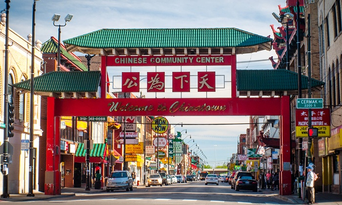 Chicago Chinese Cultural Institute - Armour Square: Discover Chinatown Walking Tour for Two or Four from the Chicago Chinese Cultural Institute (Up to 52% Off)