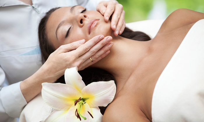 Angelic Skin Clinic - Maple Grove: 30-Minute Massage and 30-Minute Facial for One or Two at Angelic Skin Clinic (Up to 56% Off)