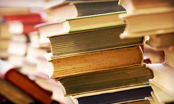 $2 Buck Books - Glendale,Washington Virginia Vale,Hilltop: $10 Worth of Second-Hand Books