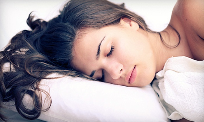 The Bedroom Store - Multiple Locations: $39 for Enliven Memory Foam Cluster Pillows or Standard Natural Flex Latex Pillows at The Bedroom Store ($198 Value)