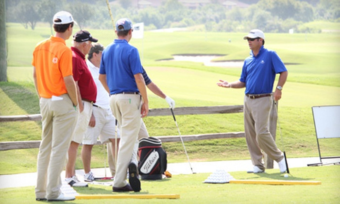 Jim McLean Golf Schools - Jim McLean Golf Center: One- or Two-Hour Private Golf Lesson with Facility Access and Range Balls at Jim McLean Golf Schools (Up to 55% Off)