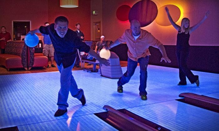 Sunset Lanes - Downtown Beaverton: $10 Toward Open Bowling