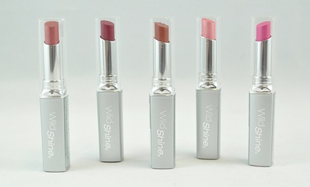 5-Piece Wet N Wild Wild Shine Lip-Lacquer Set