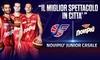 Basket A2 - Novipiù Casale vs Agrigento, 2 biglietti - cassa ACCREDITI: Basket maschile A2: Novipiù Junior vs Moncada il 29 ottobre al Palaferraris, Casale Monferrato (sconto fino a 53%)