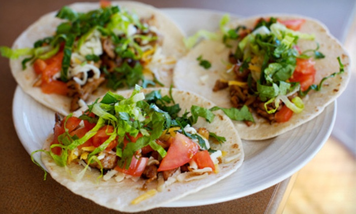 Mexico Real - Wedge Hills: Mexican and Tex-Mex Cuisine at Mexico Real (Half Off). Two Options Available.