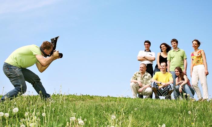 NJohnston Photography - Upper West Side: $330 for $600 Worth of Outdoor Photography at NJohnston Photography