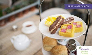 Wyevale Garden Centres Limited: New Year Afternoon Tea for Two or Four at Wyevale Garden Centres, 110 Locations (Up to 41% Off) Valid from 1st Jan