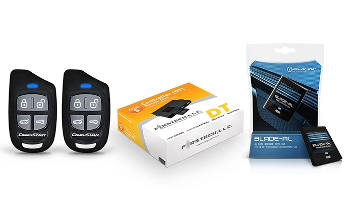 Daryll's Car Audio - Multiple Locations: $199 for CompuStar Remote Car Starter with Keyless-Entry System and Interface-Module Installation ($400 Value)