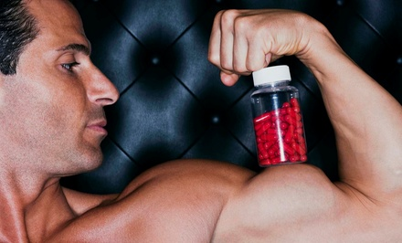 $15 for $30 Worth of Sports Nutrition Products at Max Muscle