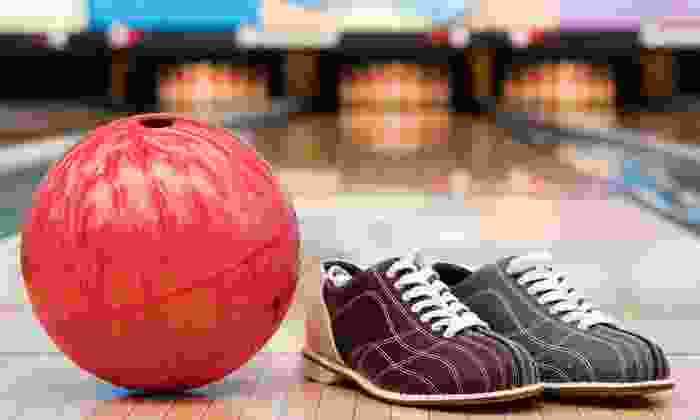 Cave Springs Lanes - Saint Peters: Bowling for Two or Five or Birthday Party for 10 with Pizza and Soda at Cave Springs Lanes (Up to 67% Off)