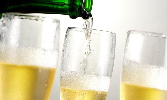 The Champagne Sommelier - New York: Champagne Tasting for Two, Four, or Six at The Champagne Sommelier (Up to 54% Off)