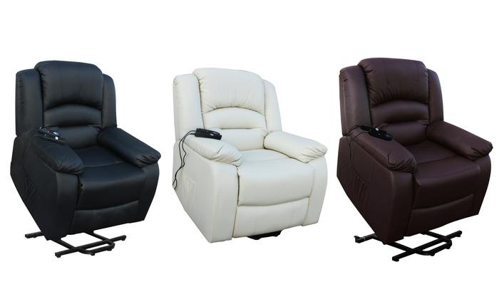 massagesessel mit heizung groupon goods. Black Bedroom Furniture Sets. Home Design Ideas