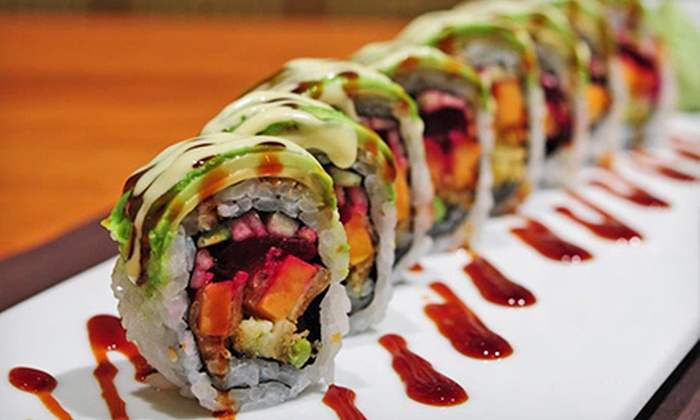 Hot Woks Cool Sushi - The Loop: $49 for a Sushi-Making Class with Dinner and a Sake or Wine Pairing at Hot Woks Cool Sushi ($99 Value)