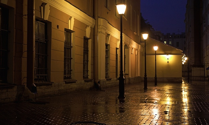 Spirit Expeditions - Downtown Lexington: Haunted-History Walking Tour for Two or Four with Ghost-Hunting Equipment from Spirit Expeditions (50% Off)