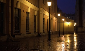 Haunted-history Walking Tour For Two Or Four With Ghost-hunting Equipment From Spirit Expeditions (half Off)