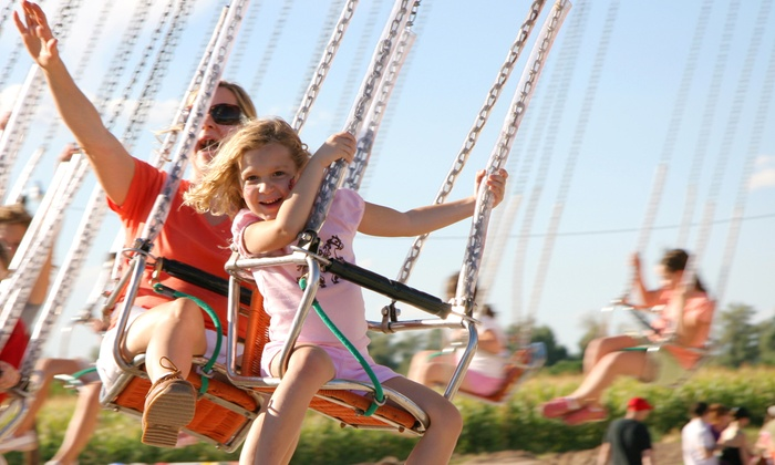 National Orange Show Events Center - Show Place: National Orange Show Fair Visit for Two, Four, or Six at National Orange Show Events Center (Up to 50% Off )