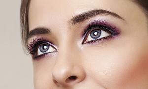 Lets Face It Salon: $96 for $200 Worth of Eyelash Services — Lets Face It Salon