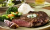 Smilie's Restaurant - Elmwood: Italian Food, Steak, and Seafood for Two or Four or $25 Toward Takeout at Smilie's Restaurant (Up to 50% Off)