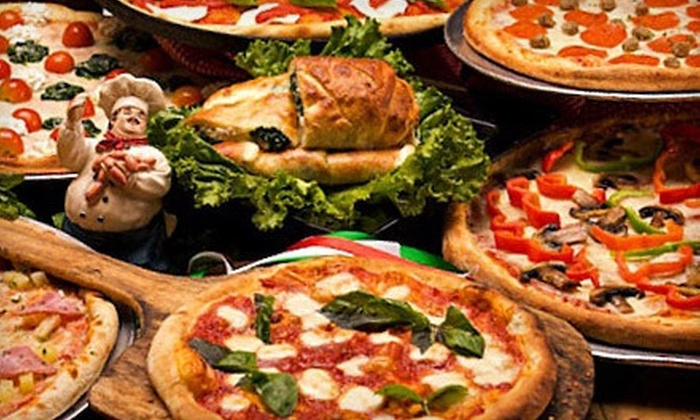 Luciano Express & Luciano Ristorante - Multiple Locations: $10 for $20 Worth of Italian Cuisine at Luciano Express & Luciano Ristorante