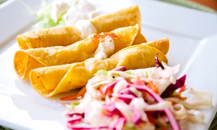 $25 for $40 Worth of Locally Sourced Mexican Food at Peak & Elm Cocina Y Bar