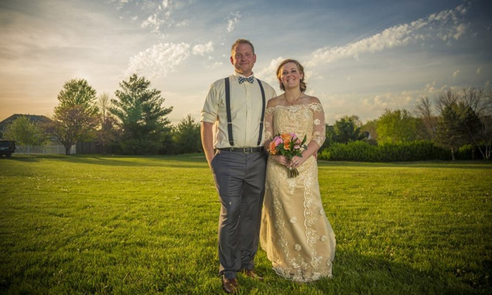 Camera Time - Springfield MO: Wedding Videography or Photography Package from Camera Time (Up to 50% Off)