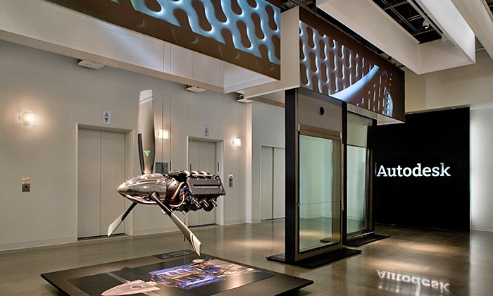 3D Printing Class -  Autodesk Gallery-San Francisco - Landmark Building: Learn About 3D Printing & CAD Modeling at Autodesk Headquarters
