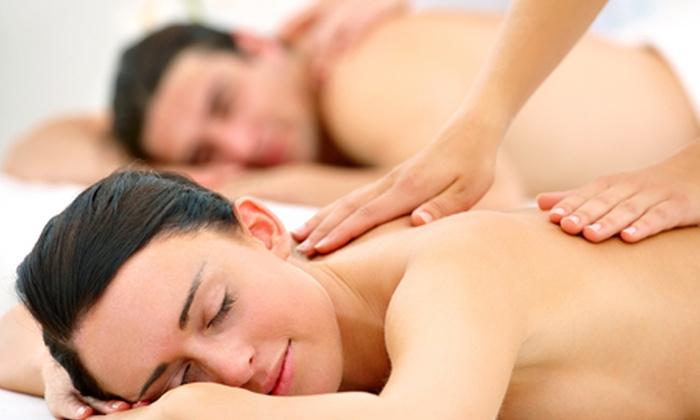 Nausika - Sestu: Percorso benessere per 2 persone con massaggio da 24 € invece di 106