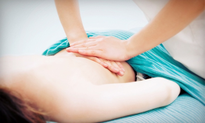 Posture Perfect Wellness Center - McShann Estates: Massage with One or Three Spinal-Decompression Treatments at Posture Perfect Wellness Center (Up to 67% Off)