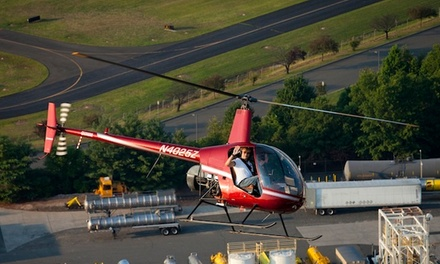 Private Helicopter Lesson  Core Helicopters  Groupon
