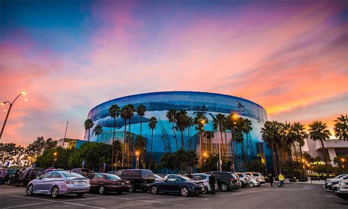 "Long Beach Symphony presents ""Pops! - Symphonic Surfin' Safari"" - Arena: Long Beach Symphony: Pops! – Symphonic Surfin' Safari at Long Beach Arena on Saturday, October 18 (Up to 52% Off)"