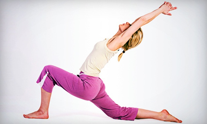 InFIT - Albertville: 10 Yoga or Fitness Classes or One Month of Unlimited Classes at InFit (Up to 65% Off)