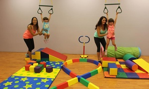 Mommy's Playtime Fit Studios: Up to 74% Off Mommy and Me Classes at Mommy's Playtime Fit Studios