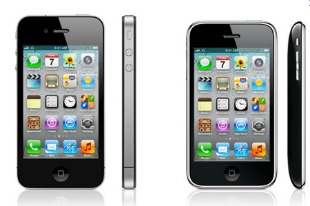 iphone 3gs 4 ou 4s reconditionn et compatible tout op rateur groupon shopping. Black Bedroom Furniture Sets. Home Design Ideas