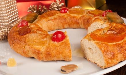 Curso de roscón de Reyes, 19 €
