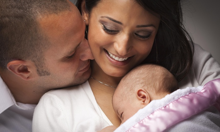 Photo Continuum - Worcester: 180-Minute Newborn Photo Shoot from Photo Continuum (45% Off)