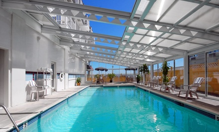 Stay at Nantasket Beach Resort in Hull, MA, with Dates into December