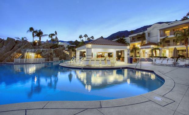 Palm Canyon Resort Groupon